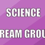 Science Stream Groups- Mathematics & Biology