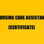 Nursing Care Assistant (Certificate) Course in India