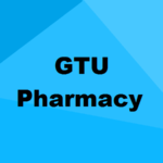 Pharmacy Courses & Admission in GTU 2018