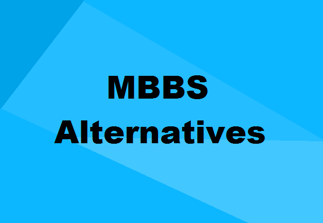 Courses other than MBBS for Biology Students | Best Alternatives