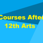 Courses After 12th Arts 2018