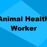 Animal Health Worker Vocational Training