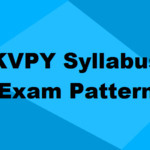 KVPY 2018 Syllabus & Exam Pattern