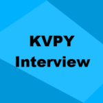 KVPY 2018-2019: List of Interview Centers & Documents Required