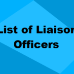 State-Wise List of NTSE Liaison Officers | Address & Contact Number