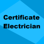 Certificate in Electrician Course