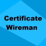 Certificate in Wireman Course