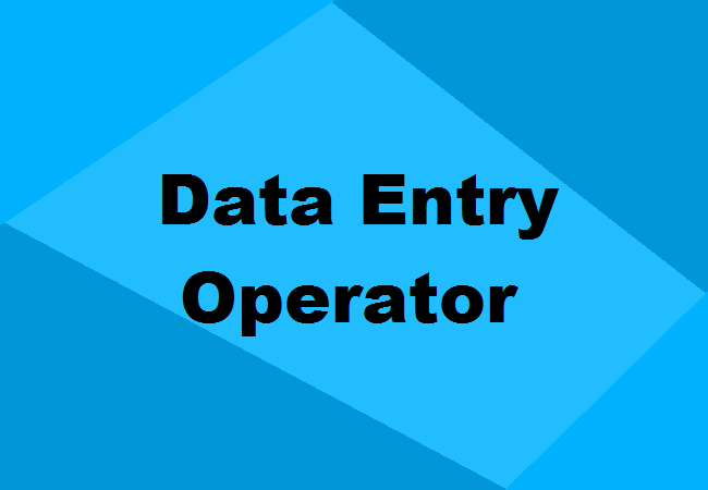 Data Entry Operator Course Details, Institutes, Eligibility, Jobs ...