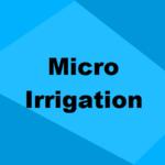 Micro Irrigation Technician Course