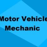 Certificate in Motor Vehicle Mechanic Course