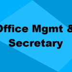 Diploma in Office Management & Secretarial Practice
