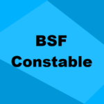 Join BSF After 10th | Constable (General Duty) Recruitment 2018-2019