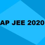 AP JEE 2020: Application, Registration, Dates, Syllabus & Eligibility