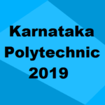 Karnataka Polytechnic 2019: Application, Dates, Syllabus, Eligibility & Cut Off