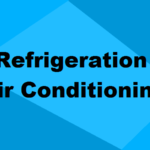 D.Voc. Refrigeration and Air Conditioning