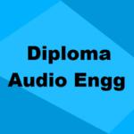 Diploma in Audio Engineering