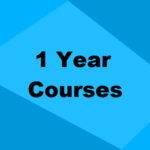One Year Courses After 12th