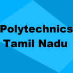 Top Polytechnic Colleges in Tamil Nadu 2019