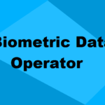 Biometric Data Operator Training