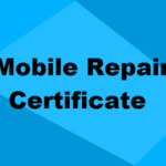 Certificate in Mobile Phone Repair