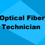 Optical Fiber Technician Training
