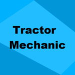 Tractor Mechanic Training Course