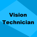 Vision Technician Training