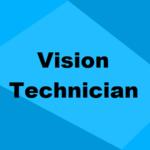 Vision Technician Training