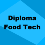 Diploma in Food Technology