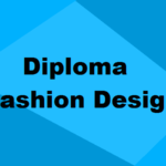 Diploma in Fashion Design