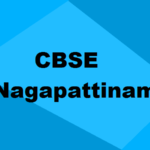 Best CBSE Schools in Nagapattinam 2019